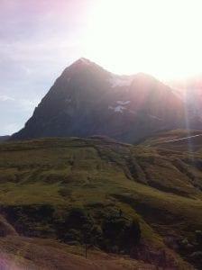Eiger (3.970m)
