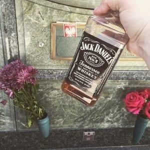Lemmy's Grave