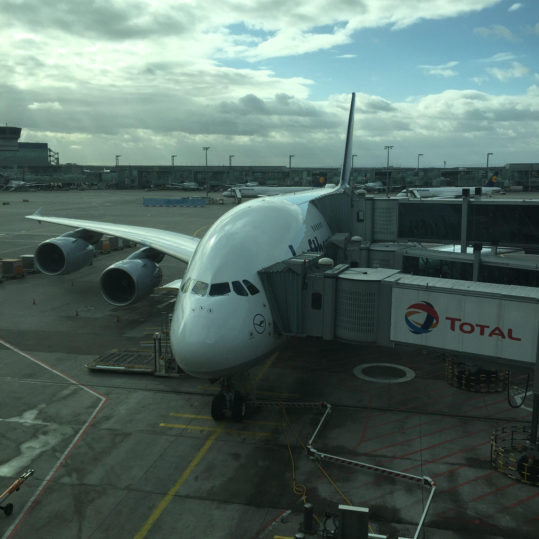 A380 FRA