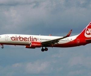 Boeing 737 der AirBerlin