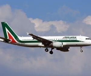 A320 der Alitalia