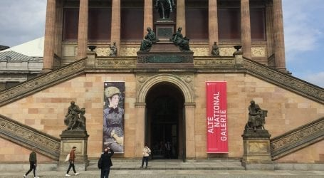 Museumsinsel Berlin: Alte Nationalgalerie