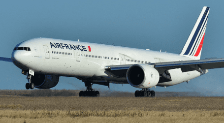 First Flight: das erste Mal mit Air France