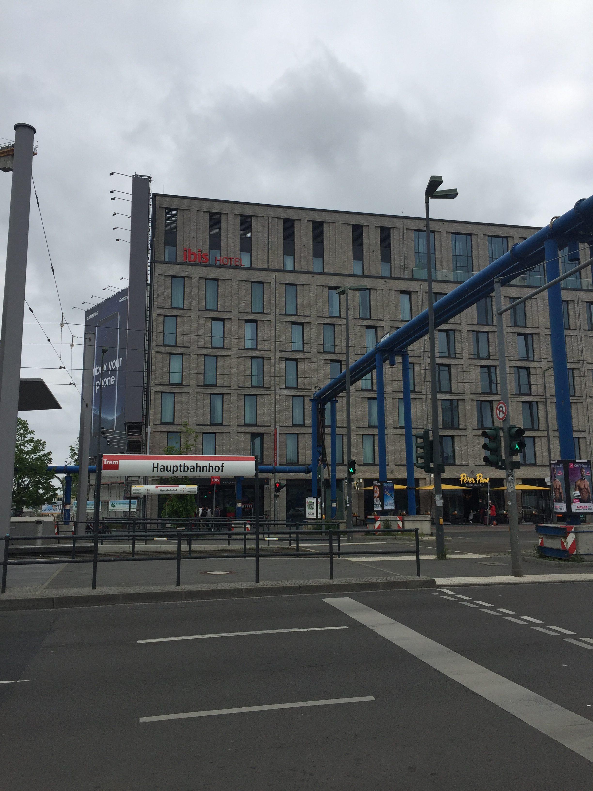 Ibis Berlin Hauptbahnhof