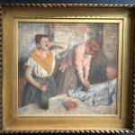 Edgar Degas - Die Büglerinnen