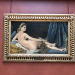Jean-Auguste-Dominique Ingres - Odaliske- Louvre
