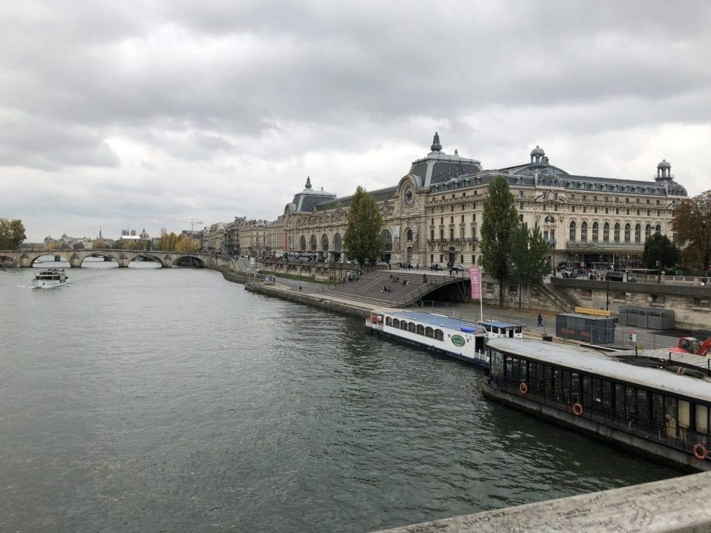 Musée d'Orsay - Seineufer