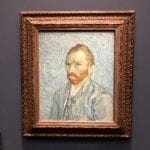 Vincent van Gogh - Selbstportrait