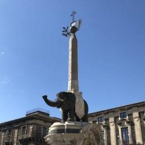 Elefantenbrunnen Catania