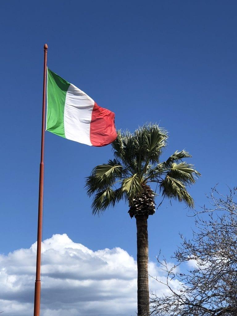 Italien Flag
