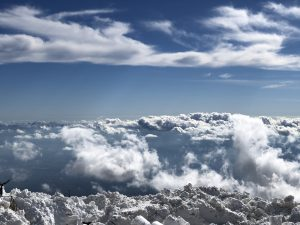 Etna 2500m