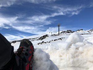 Mammut GTX on Etna