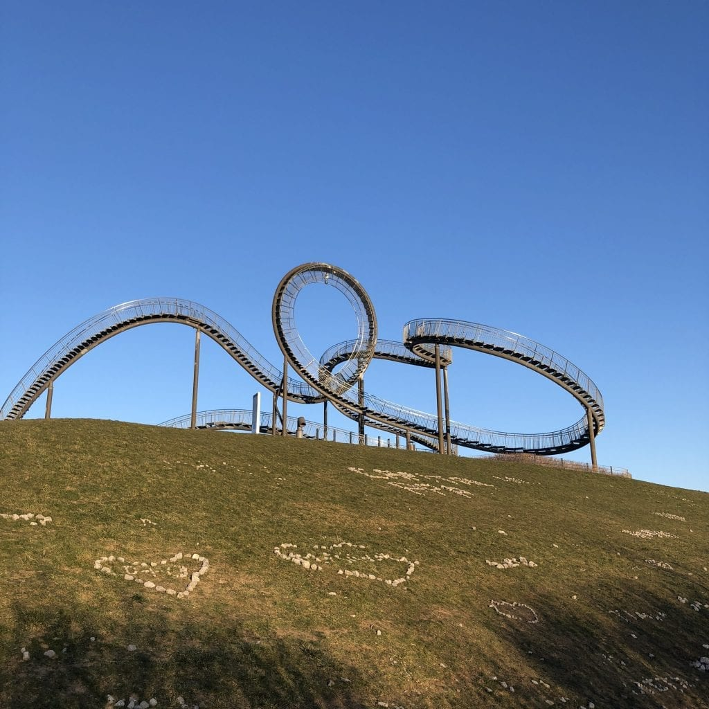 Tiger & Turtle, Duisburg-Huckingen