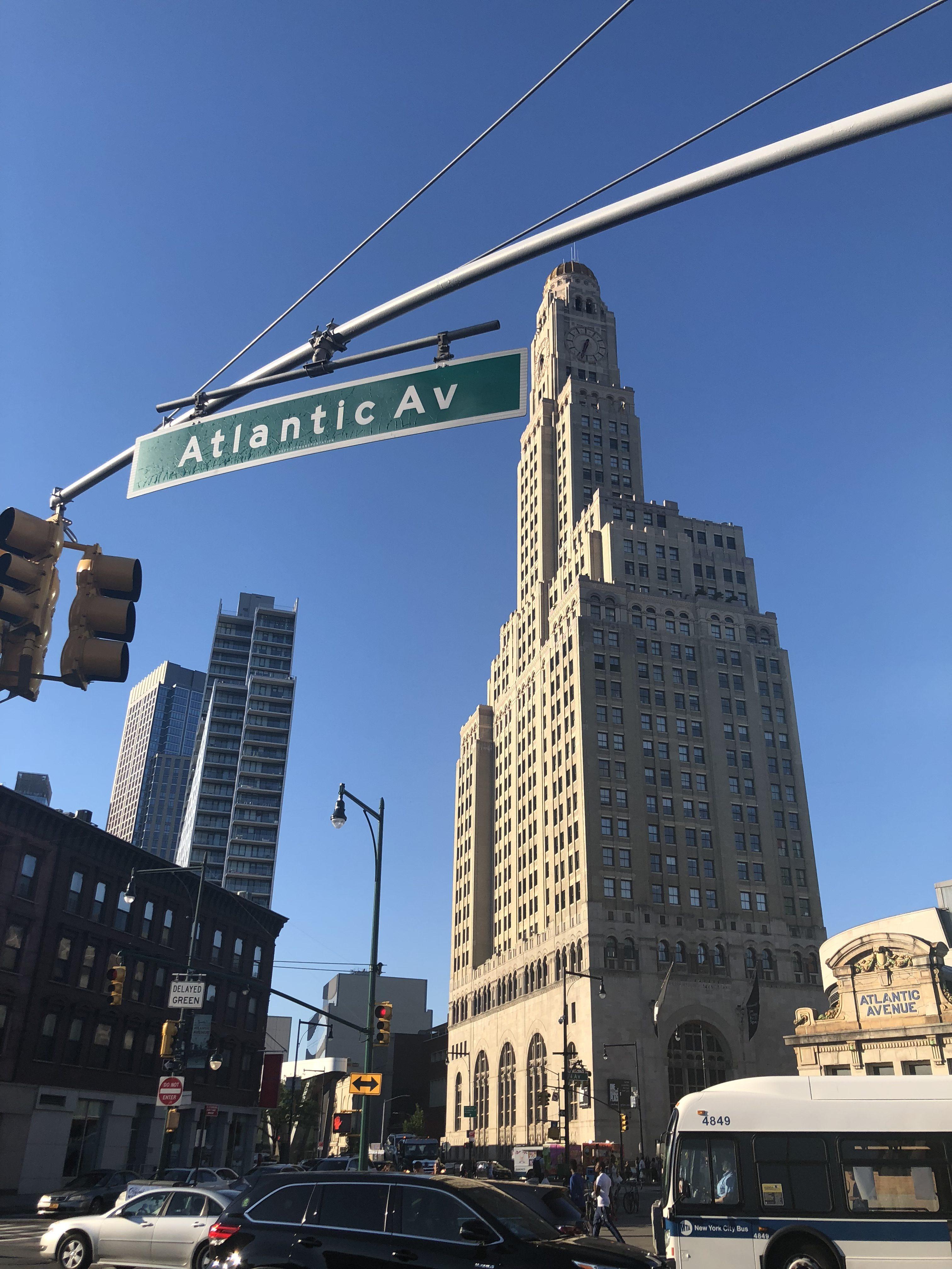 Atlantic Ave Brooklyn