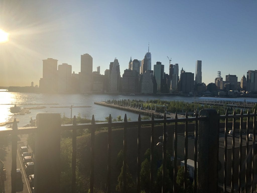 Brooklyn Bridge Brooklyn Heights Promenade