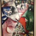MoMA_Marc-Chagall-I-and-the-village