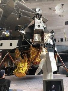 Lunar Modele LM-2