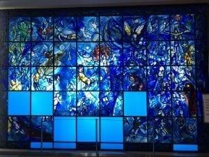 UN-Headquarter Chagall