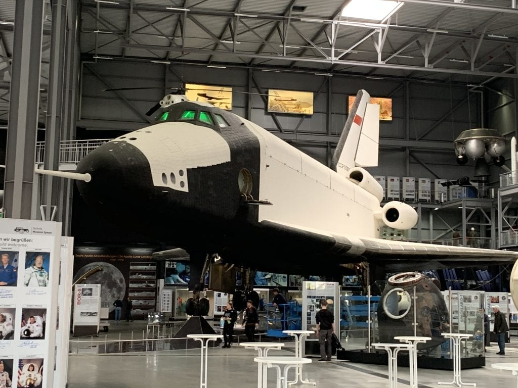 Technik Museum Speyer - Buran