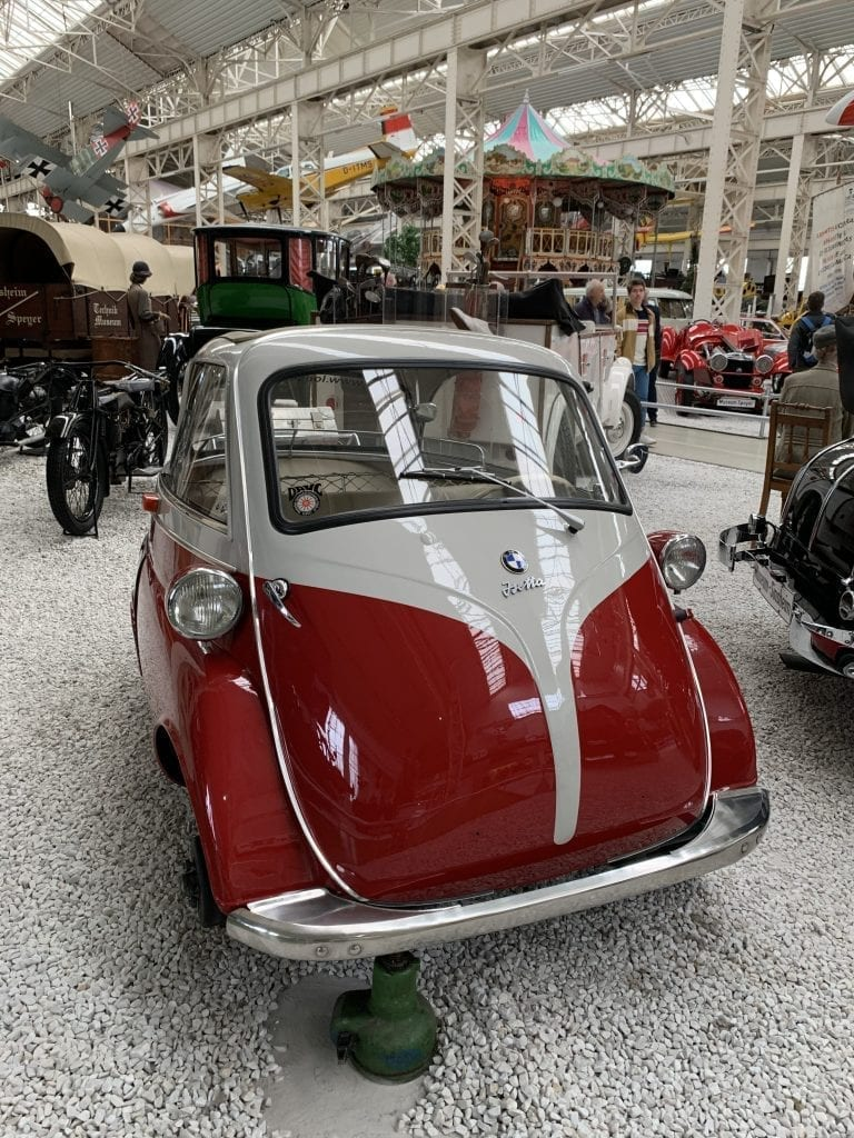 Technik Museum Speyer - BMW Isetta