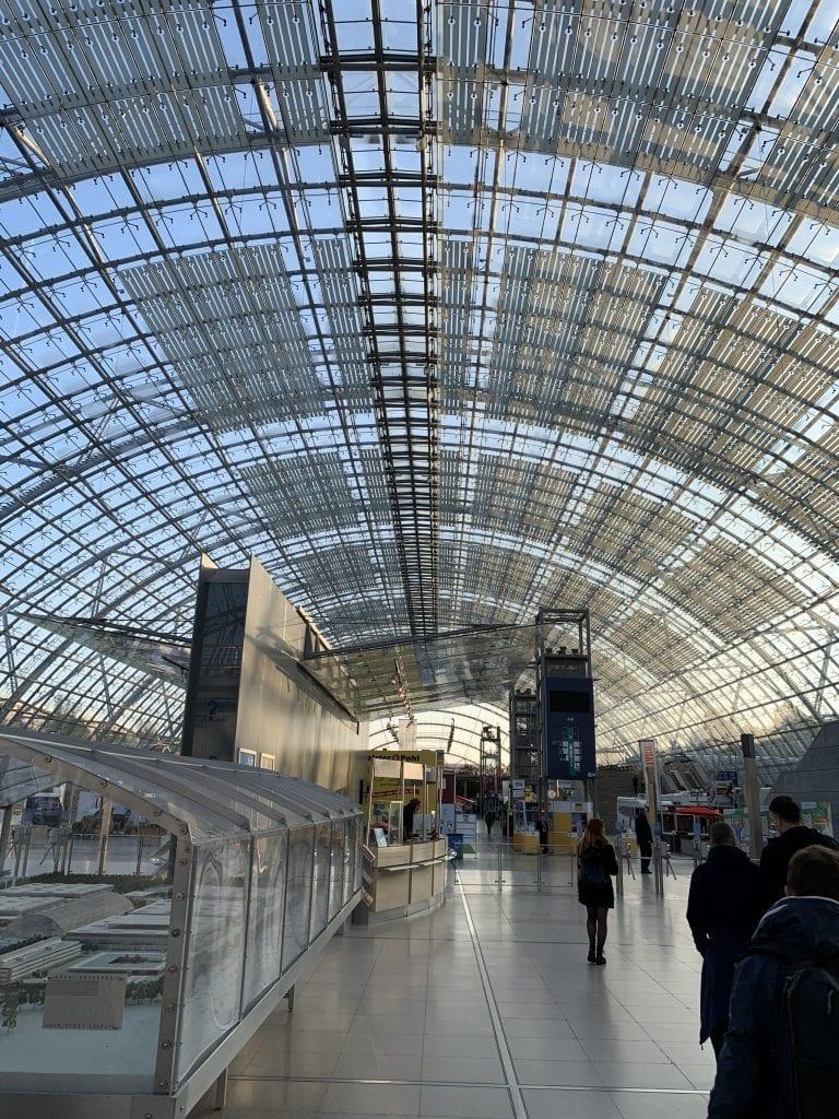 Messe Leipzig Glashalle