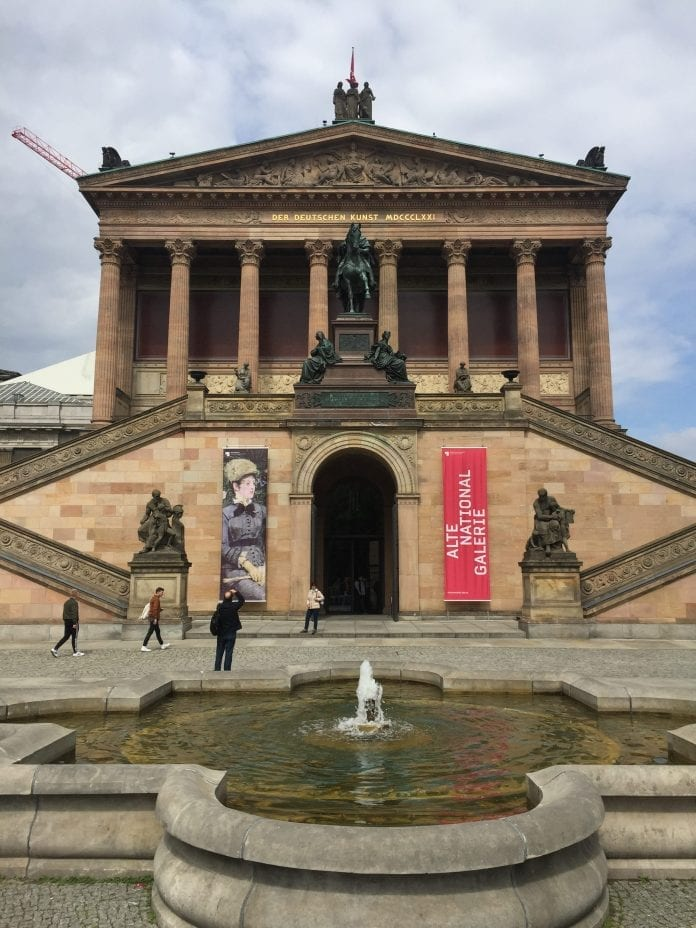Alte Nationalgalerie, Museumsinsel Berlin