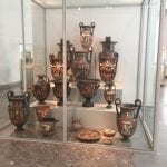 Amphoren und Vasen - Antikensammlung, Altes Museum Berlin
