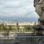 Blick vom Dach des Musée d'Orsay zum Montmatre