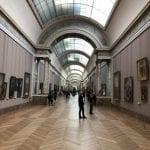 Grande Galerie, Louvre