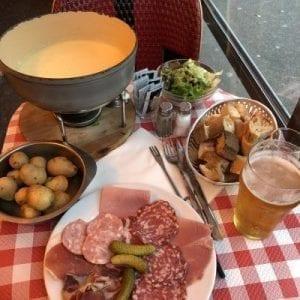 Fondue Fromage - Le Marivaux Paris