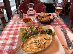 Le Marivaux - Cheese and Ham
