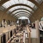 Musée d'Orsay - Innenraum