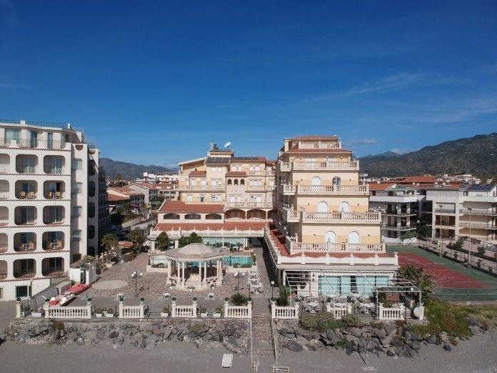 Hotel Hellenia Giardini Naxos