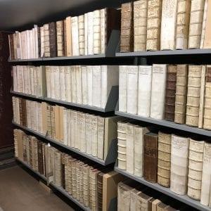Heinrich-August-Bibliothek: Folianten