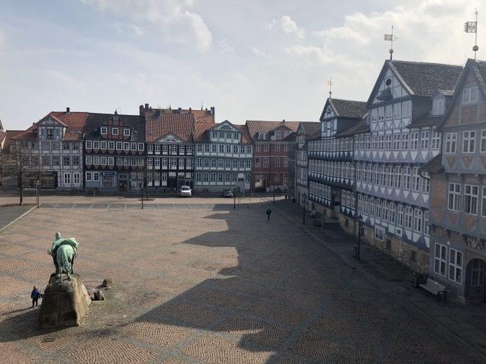 Stadtmarkt-Wolfenbuettel