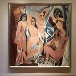 MoMA_Pablo-Picasso-Les-Demoiselles-d-Avignon