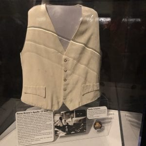 Gene Kranz' Vest