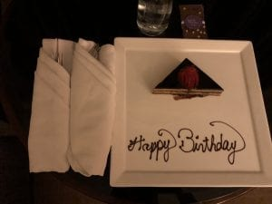 Sofitel NYC Birthday-Cake
