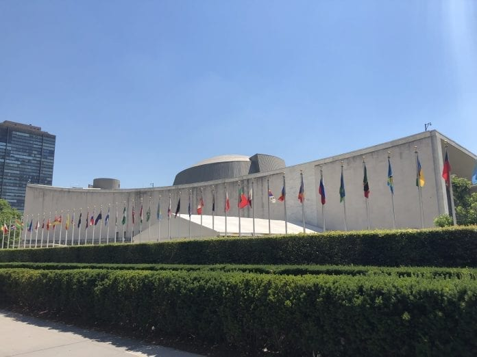 UN-Headquarter General Assembly