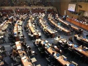 UN-Headquarter Conference
