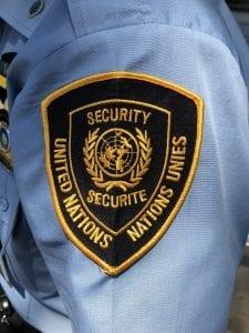 UN-Headquarter Security