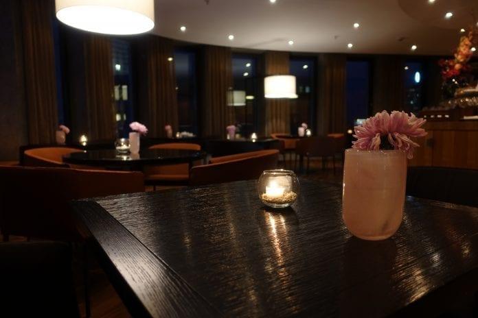 Sofitel Berlin Kurfürstendamm Lounge Abendstimmung