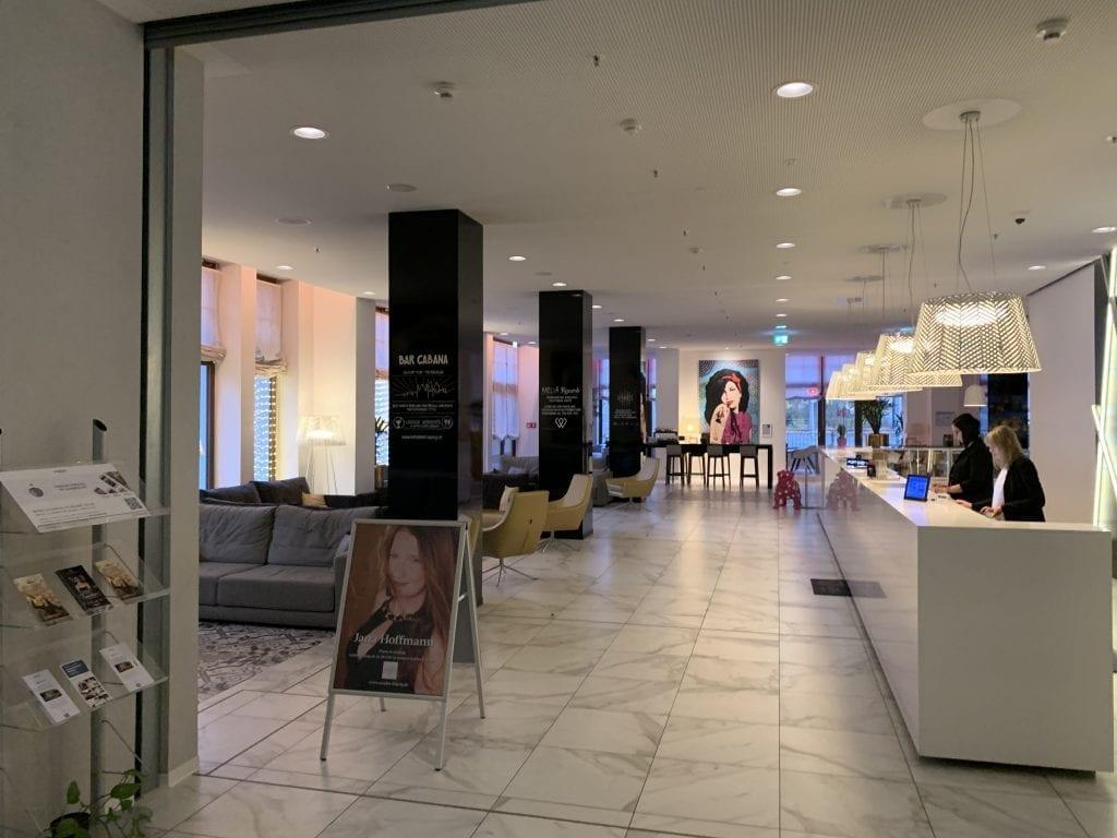 INNSIDE Leipzig Lobby