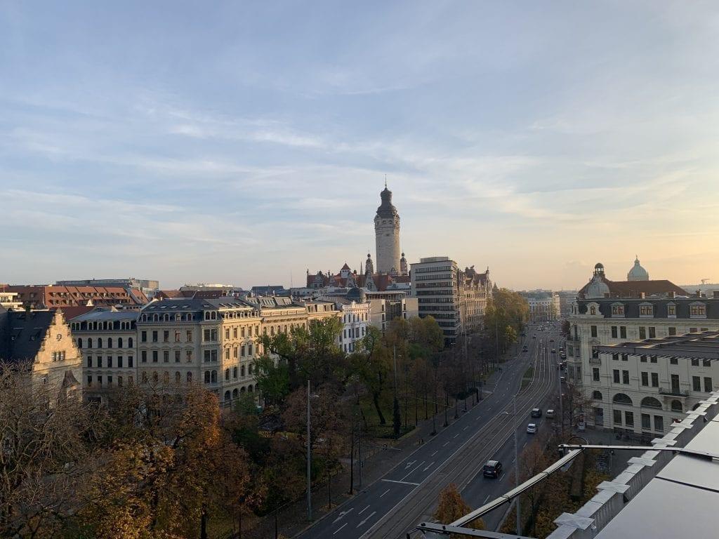 INNSIDE Leipzig View