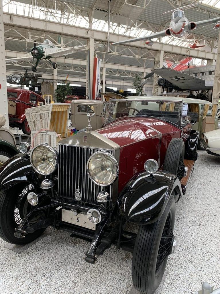 Technik Museum Speyer - Rolls Royce Phantom I