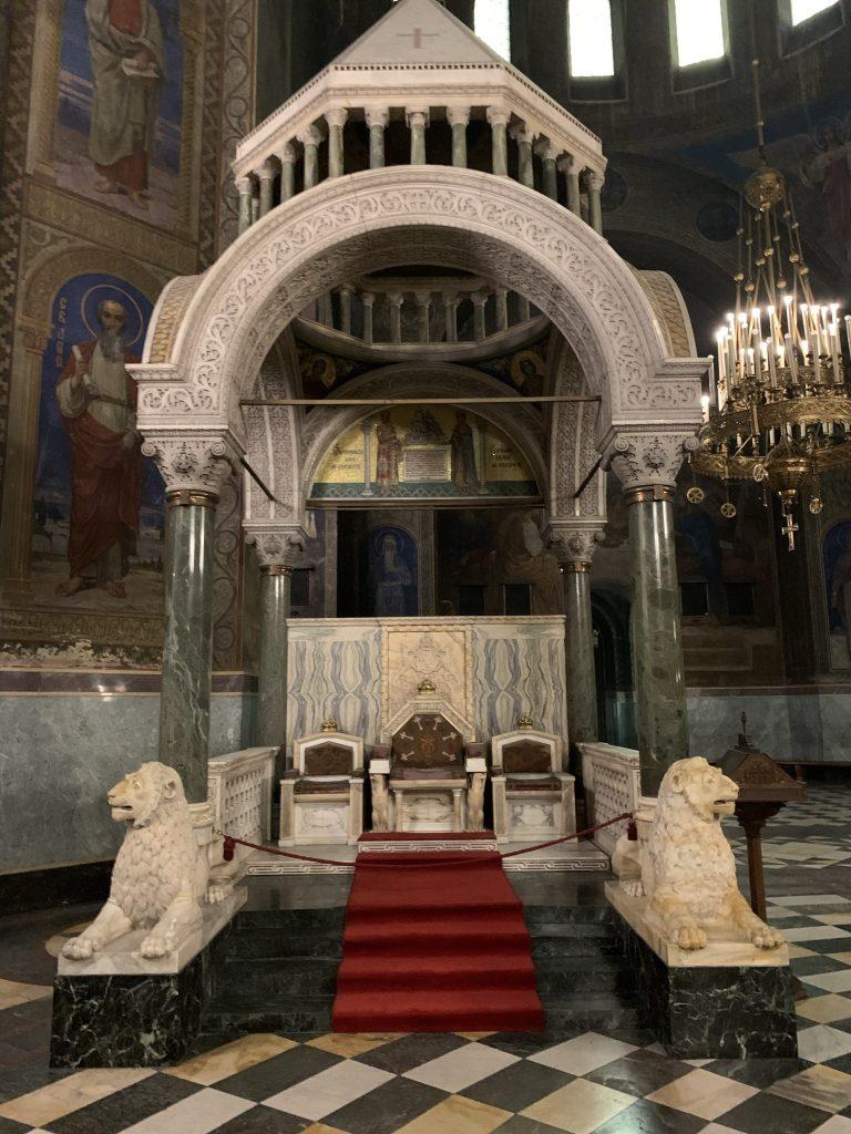 Sofia Alexander Newski Kathedrale