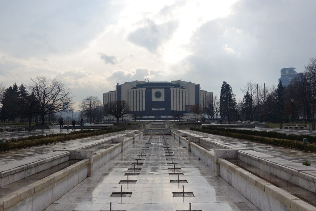 Sofia Nationaler Kulturpalast