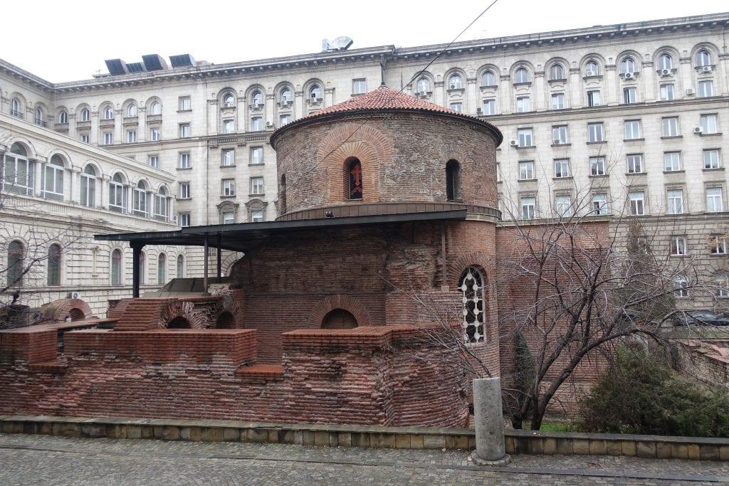 Sofia Rotunde Sveti Georgi