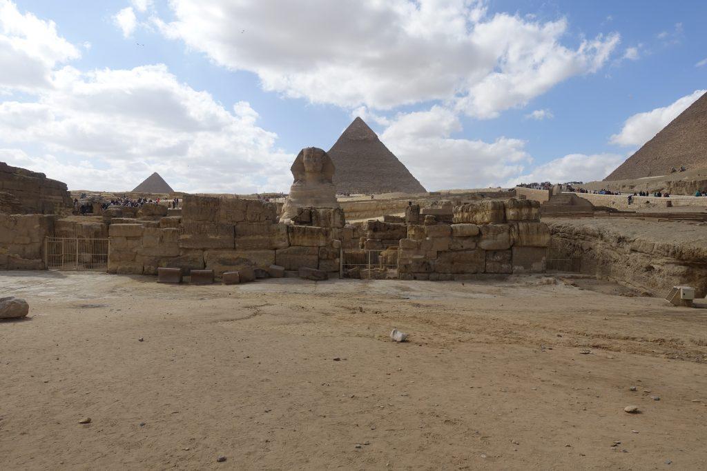 Sphinx Pyramide