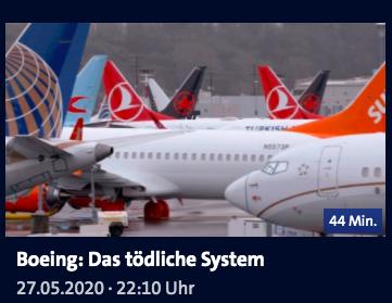 Boeing das tödliche System